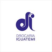 Logo - Drograria Iguatemi - NatureLab