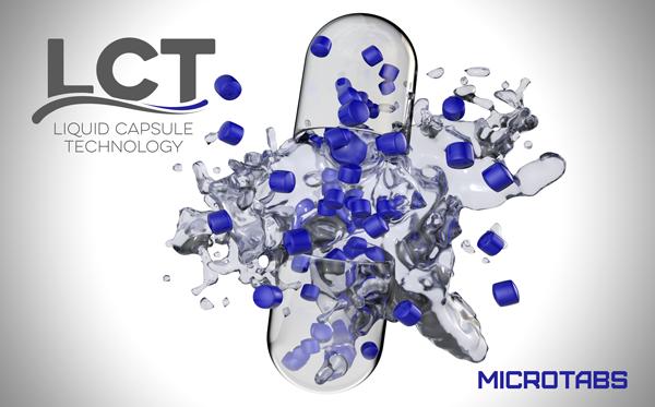 Microtabs Liquid Technology
