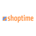 Shoptime - logo