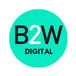 b2w - logo